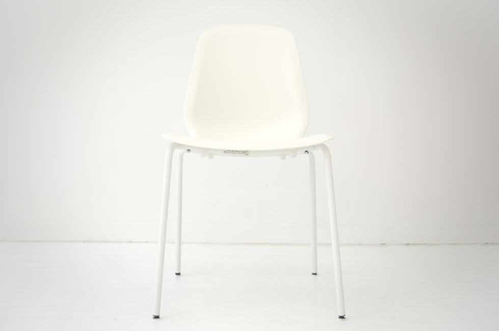 一人用椅子(白)