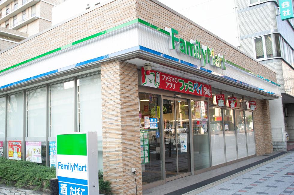 ファミリーマート内本町西店