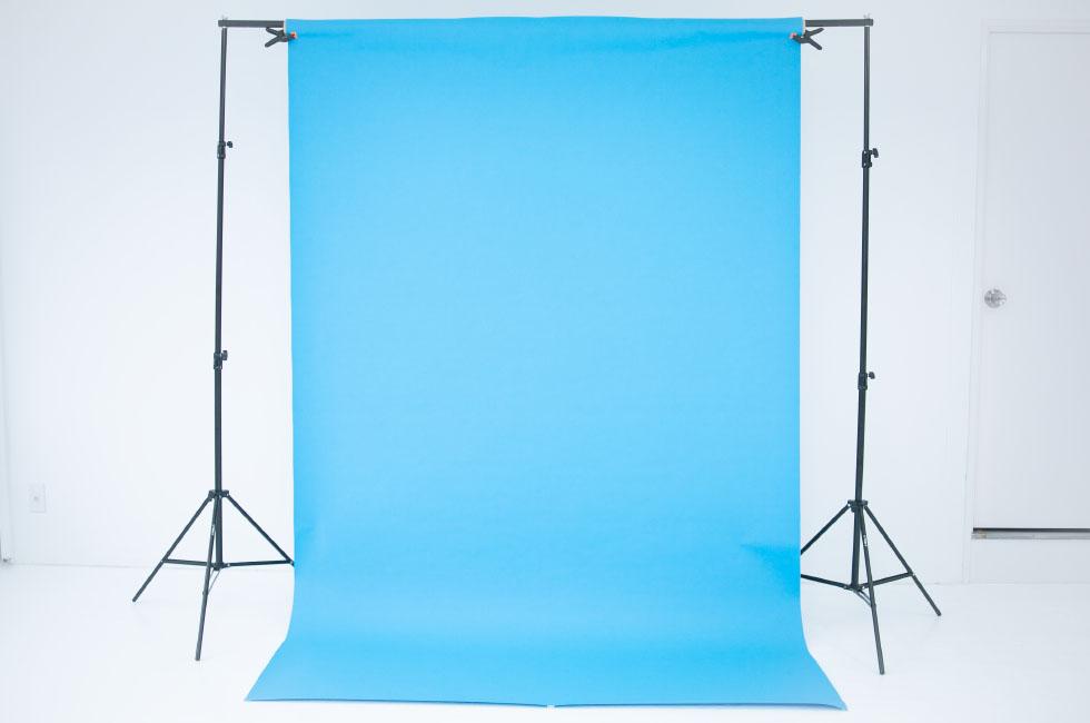 背景紙(1.75M幅) 青