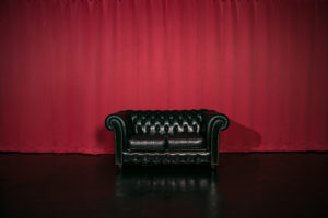 黒ホリゾント(黒い部屋)の室内写真7