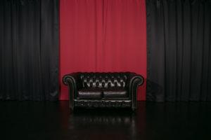 黒ホリゾント(黒い部屋)の室内写真12