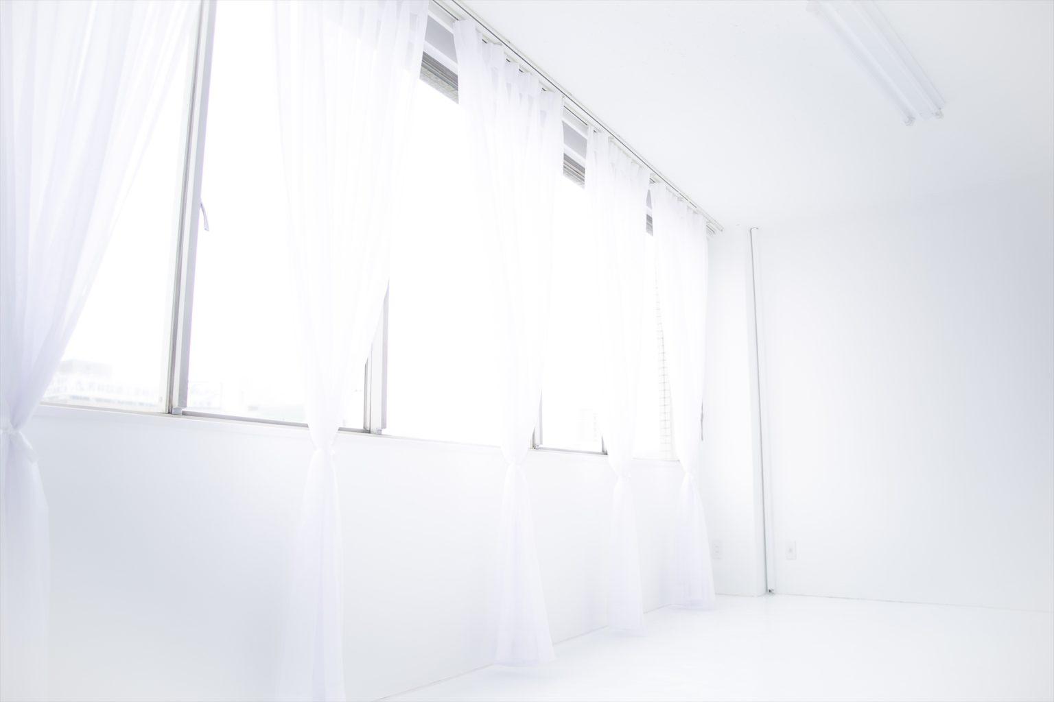LUZZ STUDIOの白ホリゾント(白い部屋)の室内写真 5